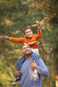 Celebrate the men who father children and serve as father figures this Father's Day 2013