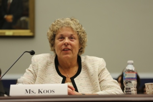 Tuesday, March 25, 2014. Ms. Paula Koos, Executive Director, Oklahoma Child Care Resource and Referral Association, testified before a House Subcommittee on CCDBG Reauthorization.