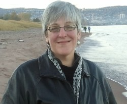 New CCAoA board member Ann Duluth.